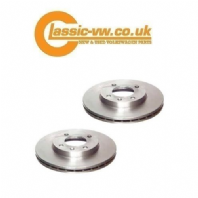 Front Brake Disc Set Vented 239mm (Pries) 321615301C Mk1 / 2 / 3 Golf, Caddy, Jetta, Scirocco